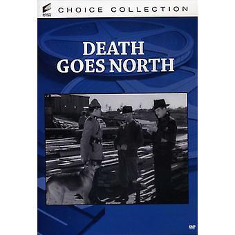 Importer des mort USA va du Nord [DVD]