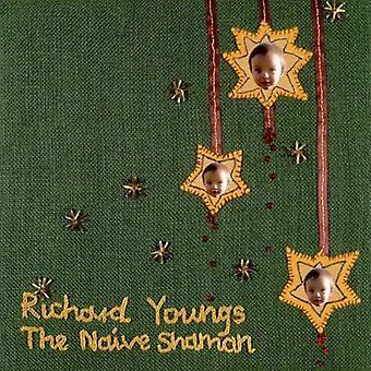 Richard Youngs - importation USA Naive Shaman [CD]