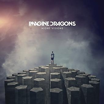 Imaginez des Dragons - import USA de Visions de la nuit [CD]