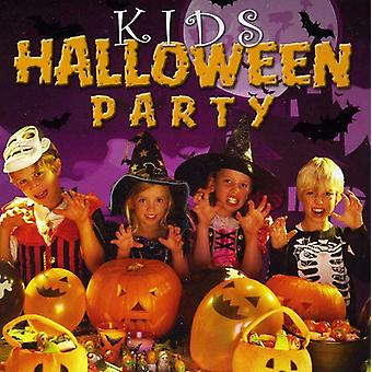 Grim Reaper Players - Kids Halloween Party [CD] USA import