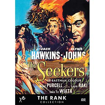 Seekers (1954) [DVD] USA import