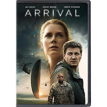 Anreise [DVD] USA import