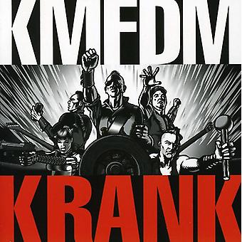 Kmfdm - Krank [Single] [CD] USA import