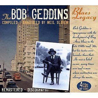 Bob Geddins Blues Legacy - Bob Geddins Blues Legacy [CD] USA import