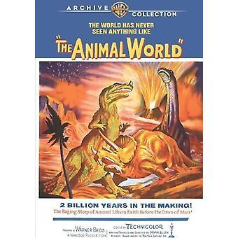 Animal World [DVD] USA import