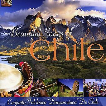 Conjunto Folclorico Danzamerica De Chile - Beautiful Songs of Chile [CD] USA import