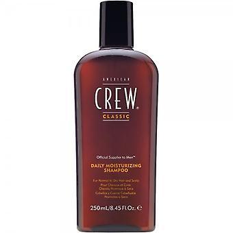 American Crew Tägliche Feuchtigkeitsspendendes Shampoo