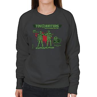 Toy Hunters Supernatural Women's Sweatshirt