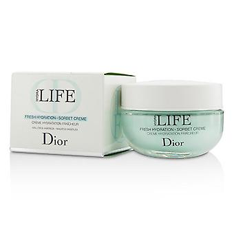 Christian Dior Hydra Life Fresh Hydration Sorbet Creme - 50ml/1.7oz