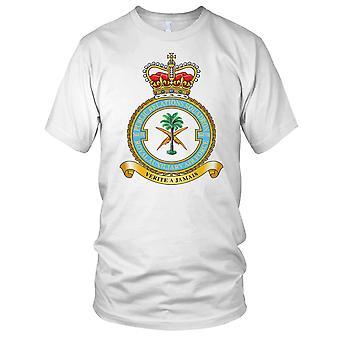 RAF Royal Air Force 7644 RAuxAF Squadron Damen T Shirt