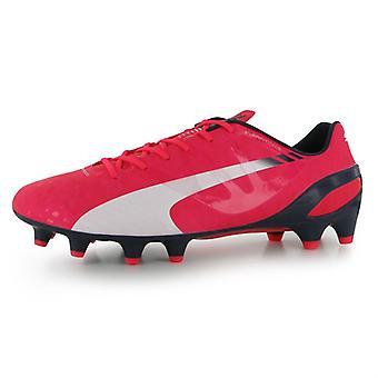 Puma evoSpeed 1.3 FG Mens fotball støvler (Plasma)