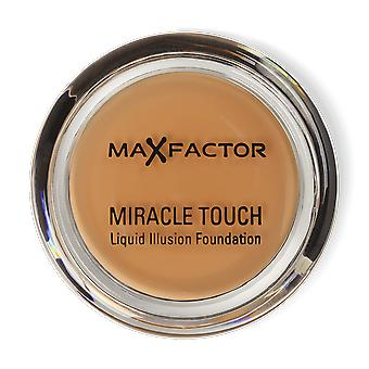 Max Factor Miracle Touch Foundation Caramel 085 11.5g
