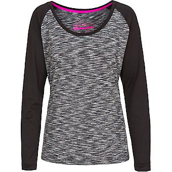 Intrusion Womens/dames Miso tricot à manches longues rapide sèche Active Top