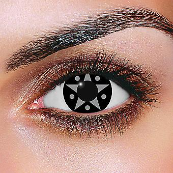 Black Starlight Contact Lenses