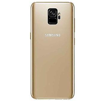 Pour Samsung Galaxy S9 Plus retour verre-or
