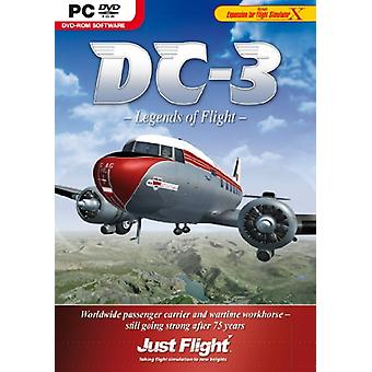 DC-3-Legends of Flight (PC DVD)-ny