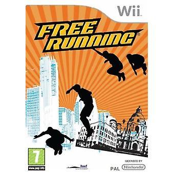 Free Running (Nintendo Wii) - Neu