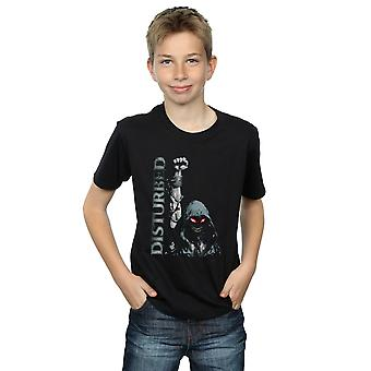Disturbed Boys Up Yer Military T-Shirt