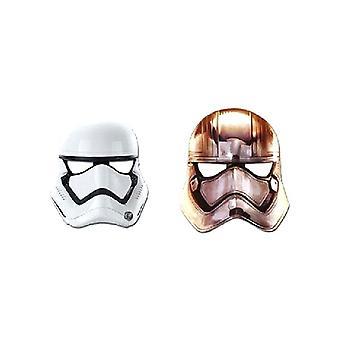 Звездные войны вырезать маску