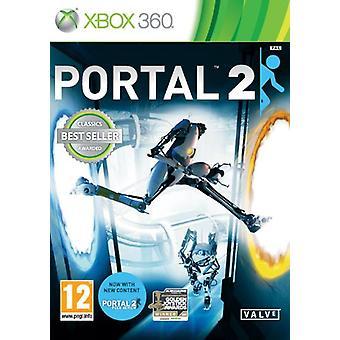 Portal 2 Classics (Xbox 360) - Factory Sealed