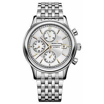 Maurice Lacroix Les Classiques Chronograph Automatic Date LC6158-SS002-130-1 Watch