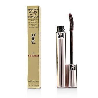 Yves Saint Laurent Volume Effet Faux Cils The Curler Mascara - # 02 Fearless Brown - 6.6ml/0.22oz