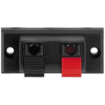 Terminais de alto-falante MONACOR PT-916 1 computador (es)