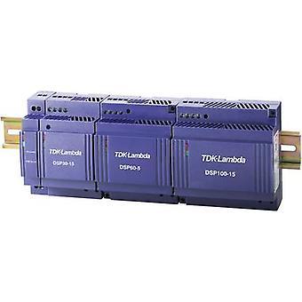 TDK-Lambda DSP-60-24 Rail mounted PSU (DIN) 24 V DC 2.5 A 60 W 1 x