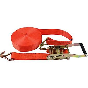 Berger & Schröter 60039 Double strap Low lashing capacity (single/direct)=2000 daN (L x W) 15 m x 50 mm