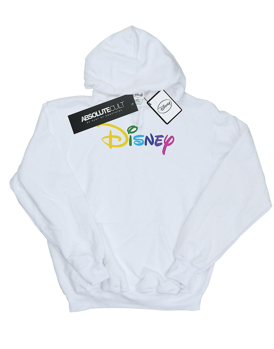 Disney Boys Colour Logo Hoodie
