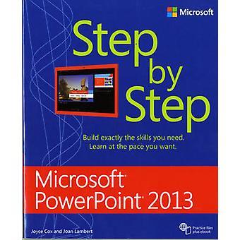 Microsoft Access 2013 Step by Step by Joan Lambert - Joyce Cox - 9780