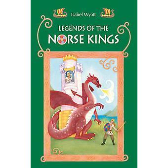 Legenden der nordischen Könige - die Sage von König Ragnar Ziegenleder und die