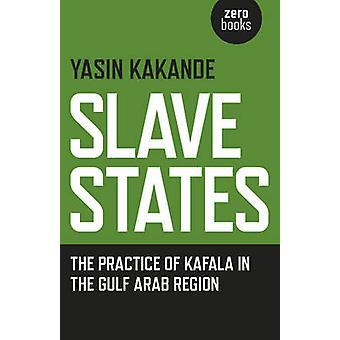 Slav-påstår - öva av Kafala i Gulf arabiska regionen av Yasin
