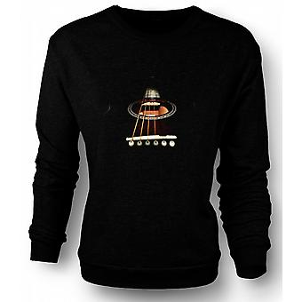 Kids Sweatshirt Acoustic Guitar Strings