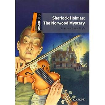 Dominos: Deux: Sherlock Holmes: le mystère de Norwood: Reader 7. Schuljahr, Stufe 1