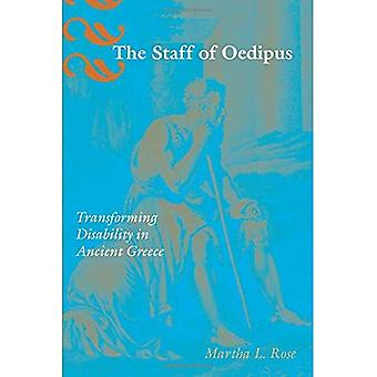 The Staff of Oedipus: Transforming Disability in Ancient Greece (Corporealities: Discourses of Disability)