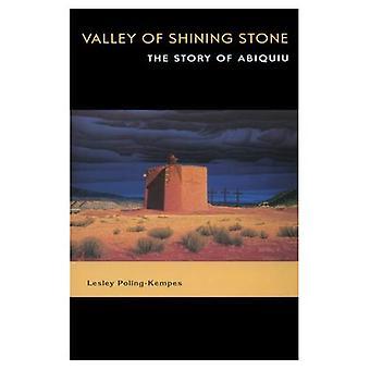 Dalen av lysande sten: berättelsen om Abiquiu