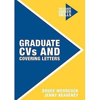 Postgrado CVs y cartas de cubierta