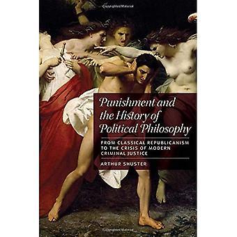 Rangaistus ja poliittisen filosofian historia: alkaen klassisen tasavaltalaisuutta kriisiin moderni rikollinen...