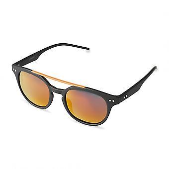 Polaroid zonnebril zwart Unisex lente/zomer PLD1023S