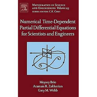 Numériques hydrochimiques Partial Differential Equations for Scientists and Engineers par Brio & Moysey