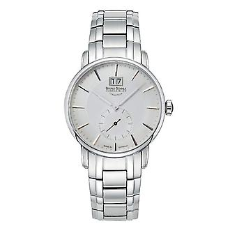 Bruno S_hnle Unisex analogue watch with metal plated stainless steel 17-13055-242