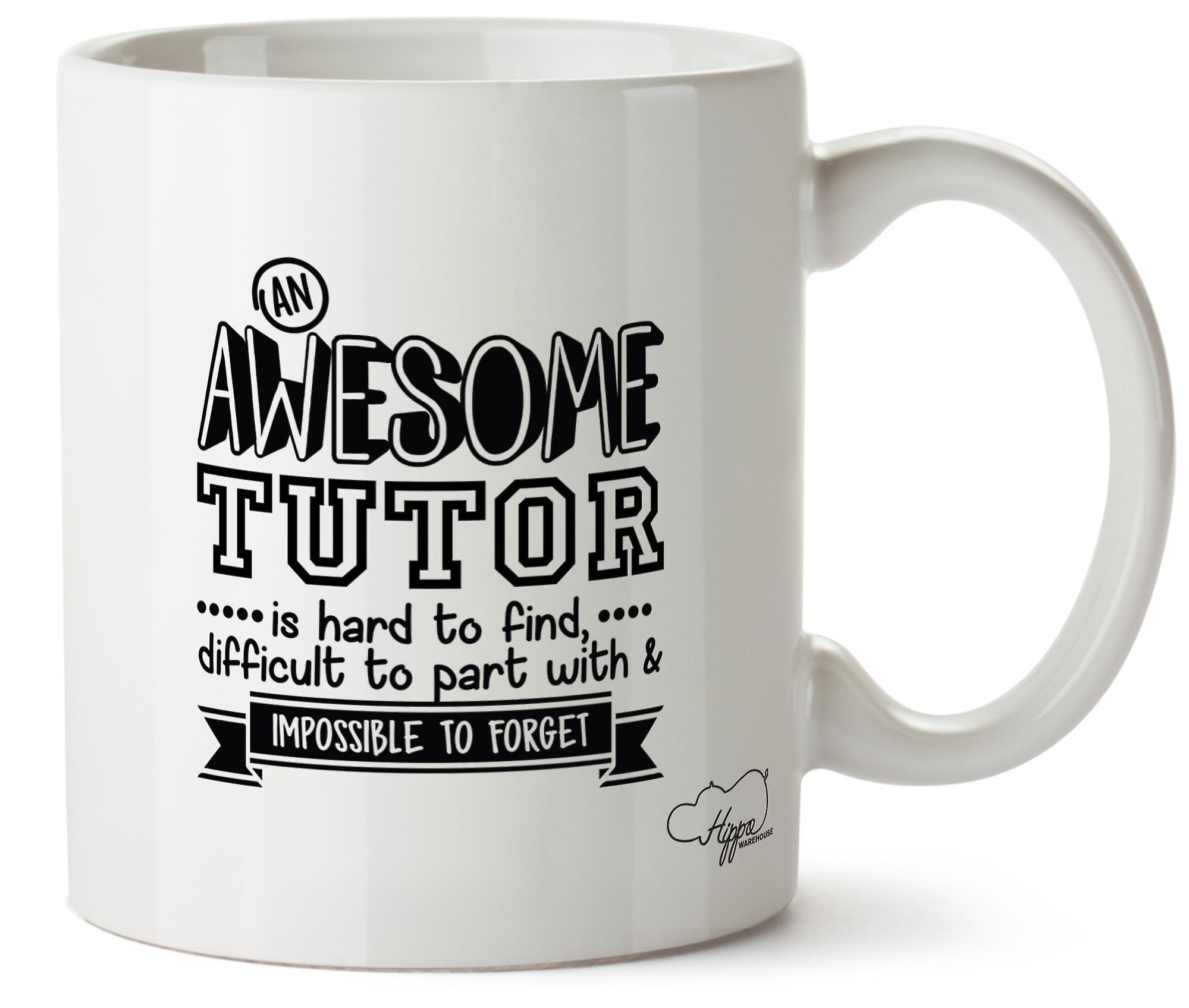 Hippowarehouse удивительный наставник трудно найти, трудно часть с & невозможно забыть печатных кружка Кубок керамические 10oz