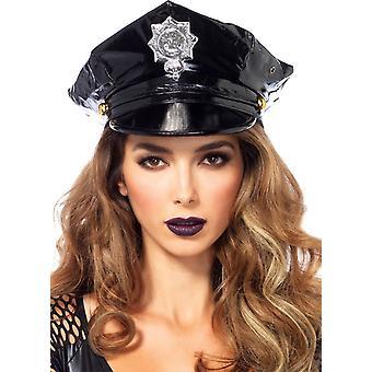 Hat Police Vinyl Bk Os For All