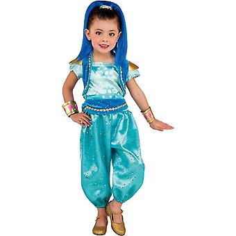 Shimmer Shine Shine Child Costume