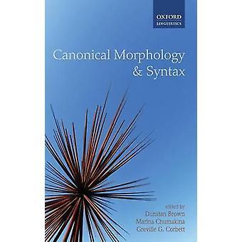 Canonique morphologie et syntaxe de Brown & Dunstan