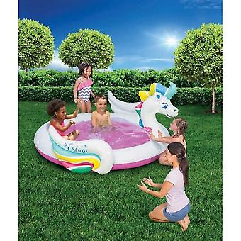 Banzai Pegasus Splash Inflatable Pool water play 170cm