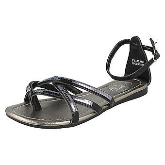 Dames plek op sandalen F0415