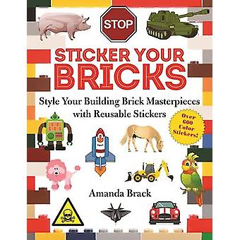 Sticker Your Bricks - Style Your Building Brick Masterpieces with Reus