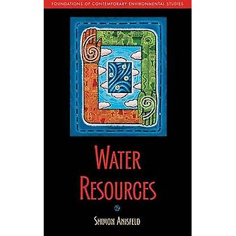 Water Resources by Shimon Anisfeld - 9781597264952 Book